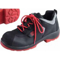 Safety shoes with...