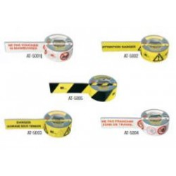 Adhesive Tapes for Danger