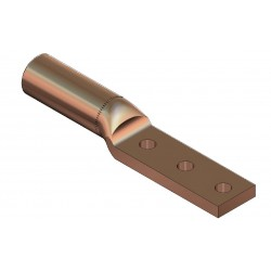 LCNWXL-3 holes- Copper Lugs...
