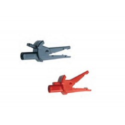 IP2X Safety Alligator Clips