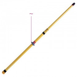 Telescopic Insulating Sticks